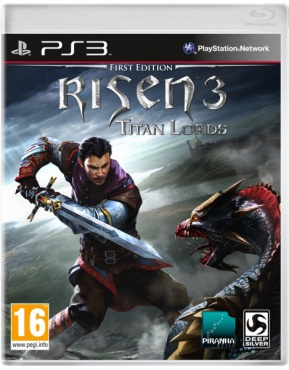 PS3 Risen 3: Titan Lords