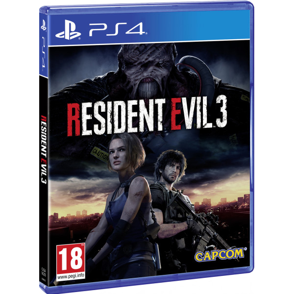 PS4 Resident Evil 3: Remake