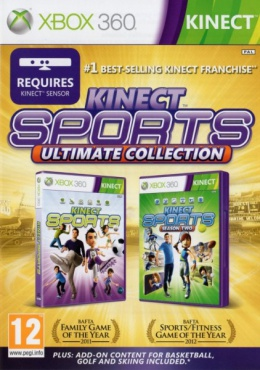 XBOX 360 Kinect Sports. Ultimate Collection