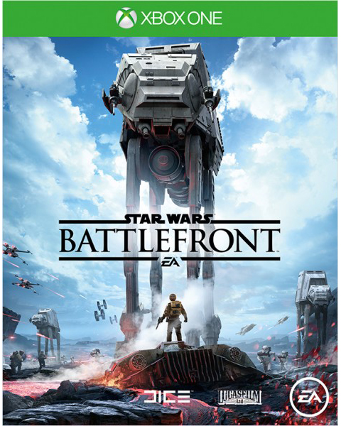 XBOX One Star Wars: Battlefront