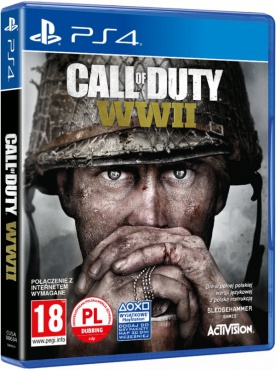 PS4 Call of Duty: WWII ENG