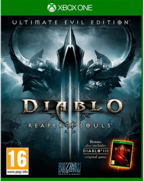 XBOX One Diablo III: Reaper of Souls. Ultimate Evil Edition