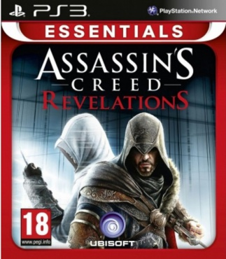 PS3 Assassin's Creed: Откровения