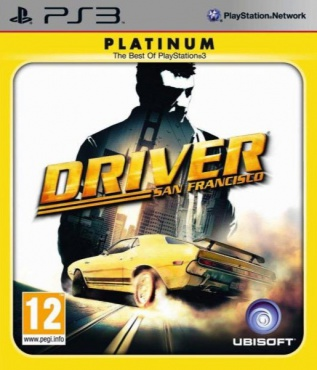 PS3 Driver: San Francisco