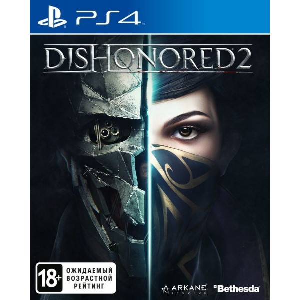 PS4 Dishonored 2. Limited Edition