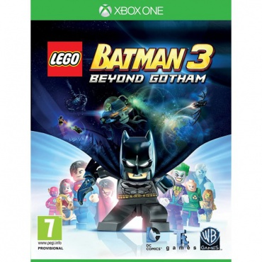 XBOX One LEGO Batman 3: Покидая Готэм