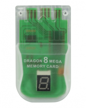 PS-1 Memory Card 8Mb 120 Blocks