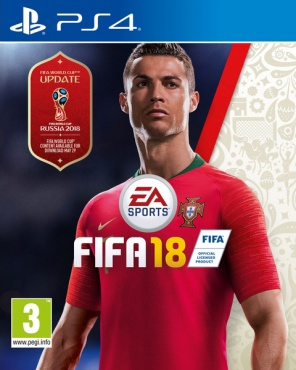 PS4 FIFA 18 (World Cup Russia)