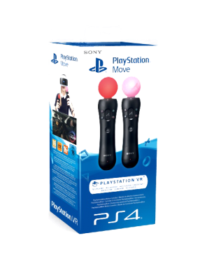 PS3 Move Motion Controller (2 шт)