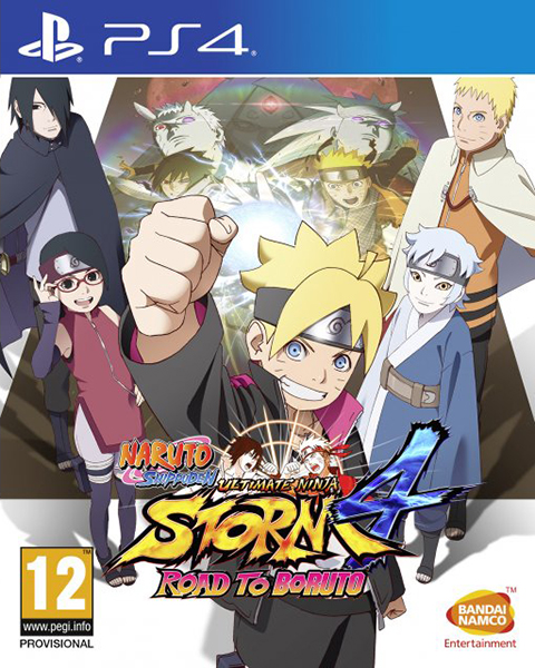 PS4 Naruto Shippuden: Ultimate Ninja Storm 4: Road to Boruto