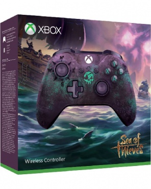 XBOX ONE S Controller беспроводной Sea of Thieves WL3-00079