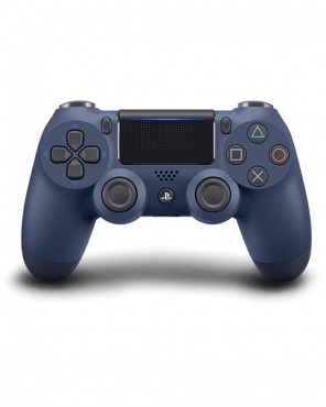 PS4 Dualshock 4 Wireless Controller V2 Midnight Blue