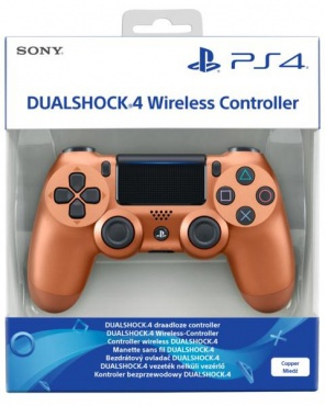 PS4 Dualshock 4 Wireless Controller V2 Copper