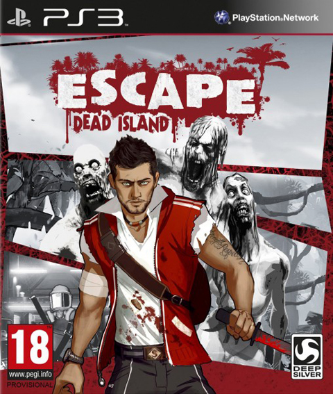 PS3 Escape Dead Island