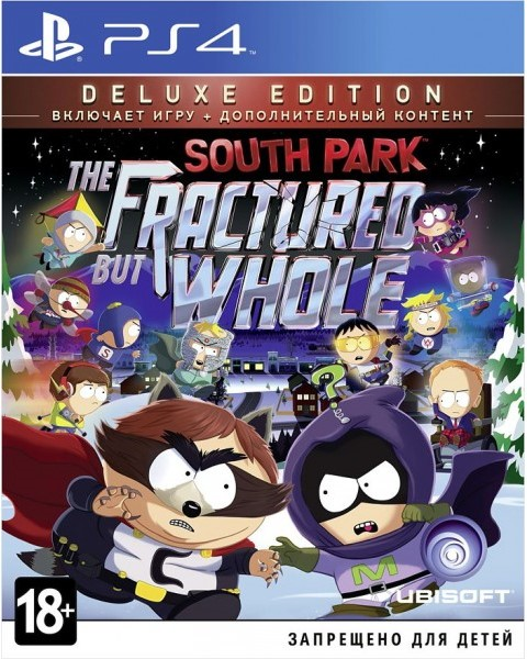 PS4 South Park: The Fractured but Whole. Deluxe Edition