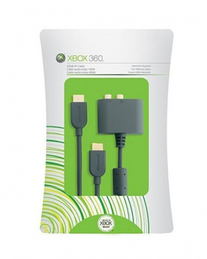X-BOX 360 Cable HDMI AV