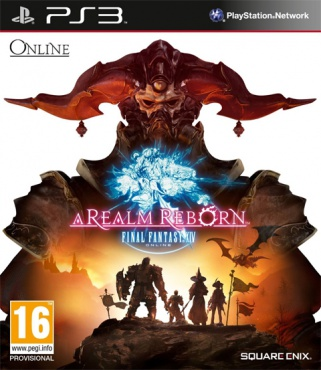 PS3 Final Fantasy XIV. A Realm Reborn