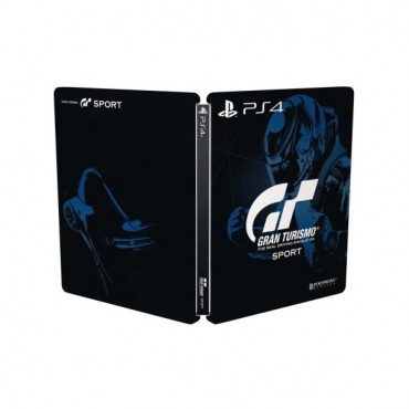 PS4 Gran Turismo Sport Steel Book