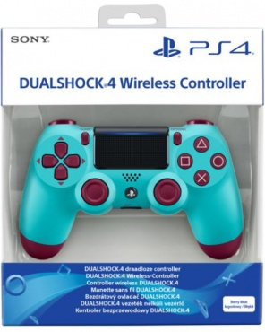 PS4 Dualshock 4 Wireless Controller V2 Berry Blue