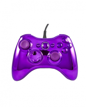 X-BOX 360 Controller Chrome Purple China